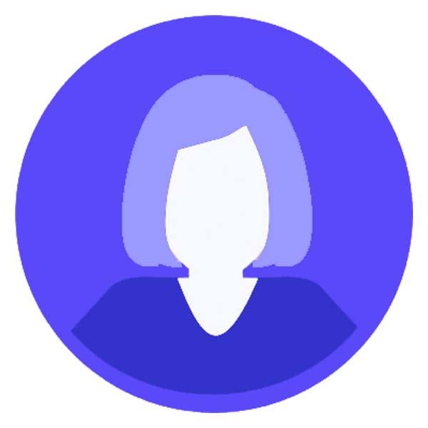 anonymous avatar female